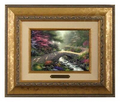 Thomas Kinkade Brushworks - Select from 4 Titles Your Choice of Frame