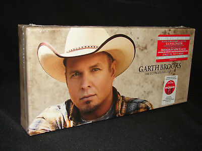 Garth Brooks - The Ultimate Collection - 10 Disc Set - CDs - Music - SEALED