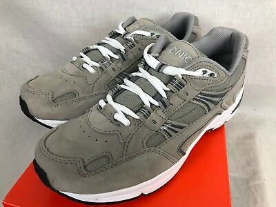NEW VIONIC MENS WALKER SNEAKER GREY ATHLETIC ORTHOTIC SUPPORT FREE SHIP