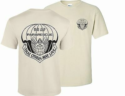 US PARARESCUE t-shirt USAF THAT OTHERS MAY LIVE T-SHIRT