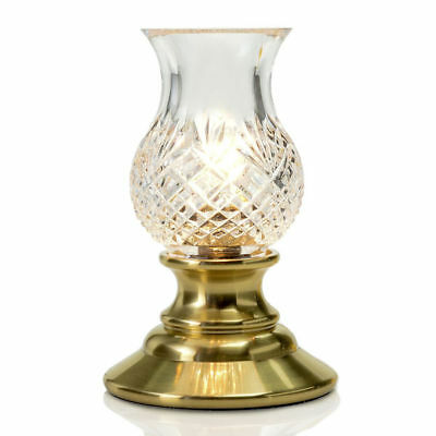 Waterford Crystal Sullivan 6-25 Accent Lamp New Damaged Box