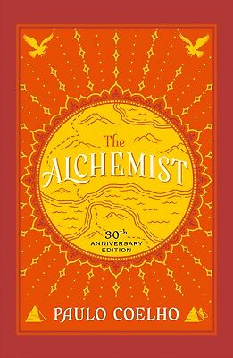 The Alchemist 30Th Anniversary Edition By Paulo Coelho Paperback 2018
