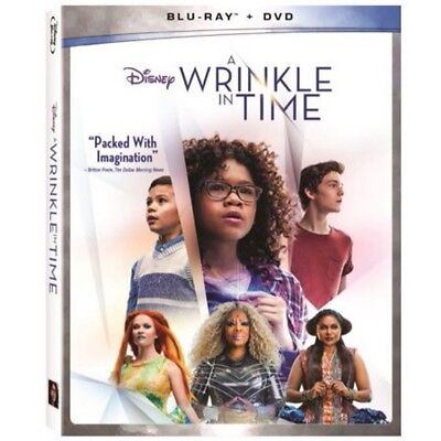 A Wrinkle In Time Google Play HD Digital Code With  DVD