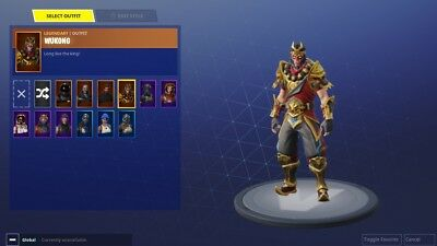 Fortnite Account For Sale Ps4 Mobile And Pc