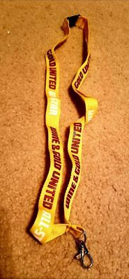 Cleveland Cavaliers NBA Lanyard KEYCHAIN Ticket Holder LeBron James Basketball