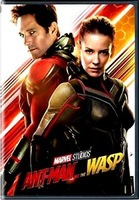 Ant-Man And The Wasp DVD2018NEWAction Adventure PRE-ORDER SHIPS ON 101618
