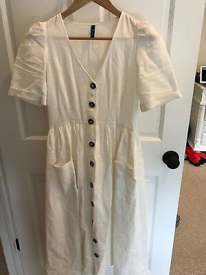Zara Trf Collection Dress Size Small