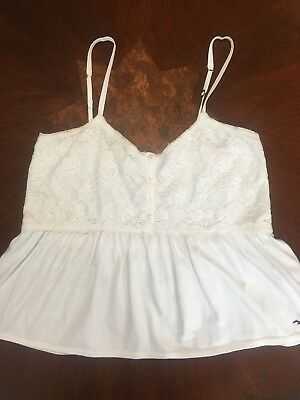 Hollister Co Womens Tank Top Small