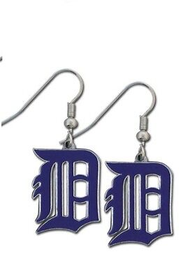 Detroit Tigers Dangle Earrings