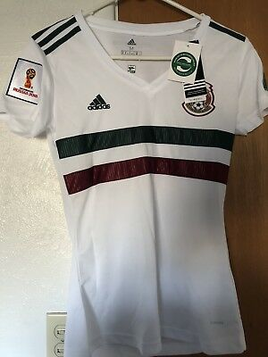ADIDAS MEXICO WOMENS Away JERSEY FIFA WORLD CUP 2018