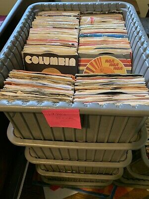 Nice Lot Of 20 45s Records 1960s-1980s 7 Vinyl