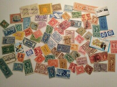 30 Random Old US Back Of Book Stamps From Huge Collection   US Lot