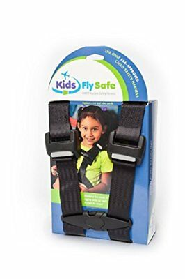 Child Airplane Travel Harness Restraint System Only FAA Approved