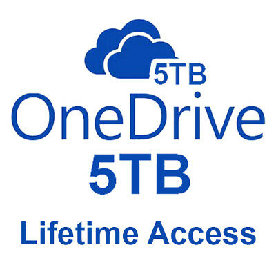 Onedrive 5TB  Onedrive 5Тб  License - Custom name - PROMOTION