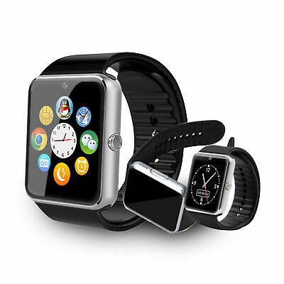 Men Women Bluetooth Smart Wrist Watch Sport Office PhoneMate Use For Android-IOS