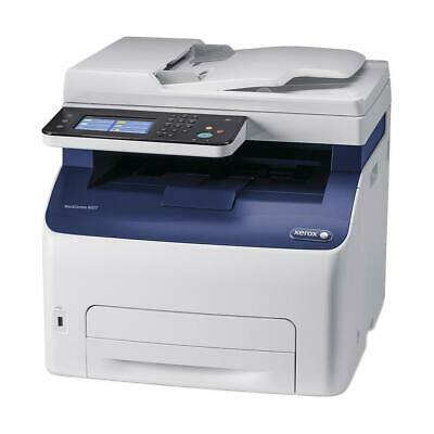 Xerox WorkCentre 6027NI Wireless Multifunction Color Laser LED Printer