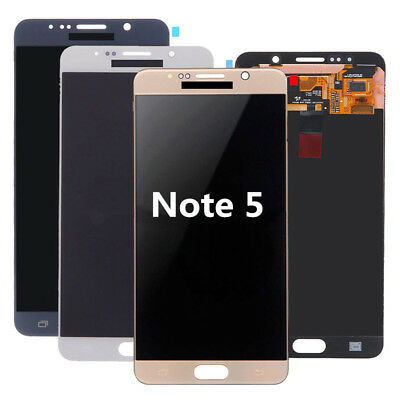 For Samsung Galaxy Note 5 N920 TFT LCD Display Screen Touch Digitizer Assembly