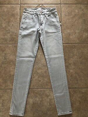 American Eagle Outfitters jeans  Size 0 Regular Super Stretch Hi Rise Jegging