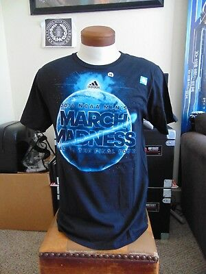 2016 NCAA March Madness Road to the Fina Four T Shirt M