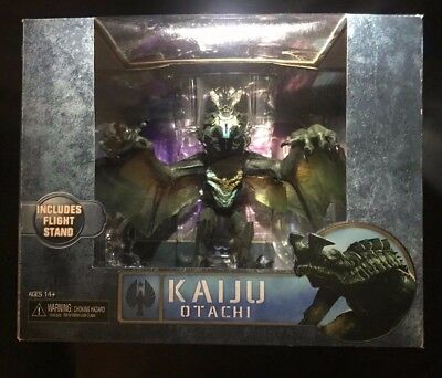 2015 NECA PACIFIC RIM KAIJU OTACHI OPEN WINGS NEW