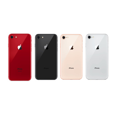 Apple iPhone 8 - 256GB 64GB - Factory GSM Unlocked AT-T  T-Mobile All Colors