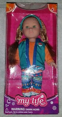 My Life As Doll Outdoorsy Girl New in Box