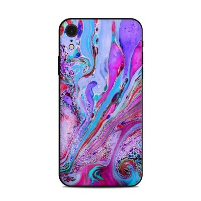 iPhone Xr Skin - Marbled Lustre by Amy Sia - Sticker Decal