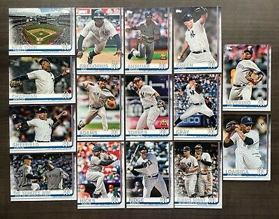 2019 Topps Series 1 Base Team Sets  Pick your Team