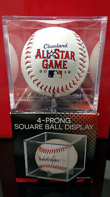 MLB Official  2019 Cleveland All-Star Game Baseball - WDisplay Case