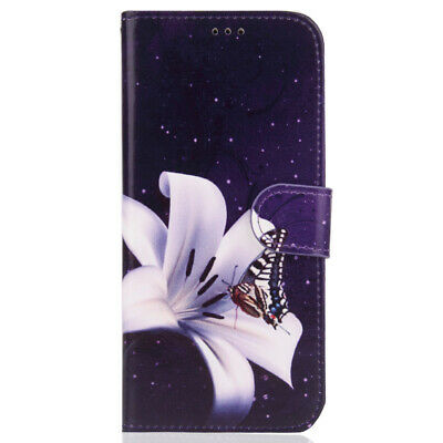 Samsung Galaxy S8 Phone Case Cover PU Leather with Flip Shockproof Function