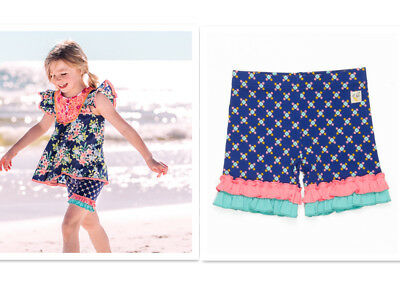 NEW WILDFLOWERS Road Trip Shorties size 12m 18m 2468101214