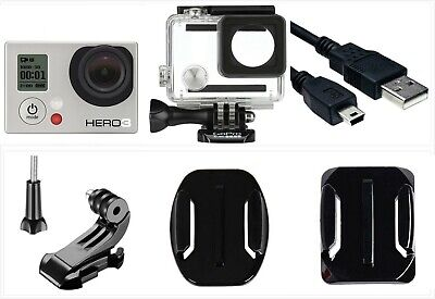 Used GoPro HERO 5 Session Waterproof 4K 10MP Ultra HD Action Camera Camcorder US