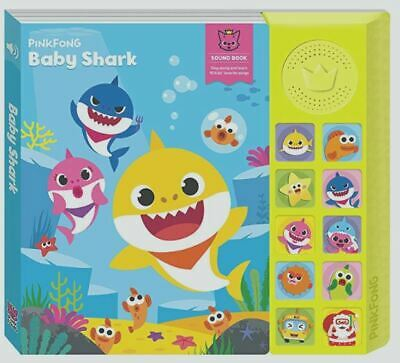 PINKFONG BABY SHARK OFFICIAL SONG BOOK AUTHENTC - BRAND NEW SEALED ENGLISH