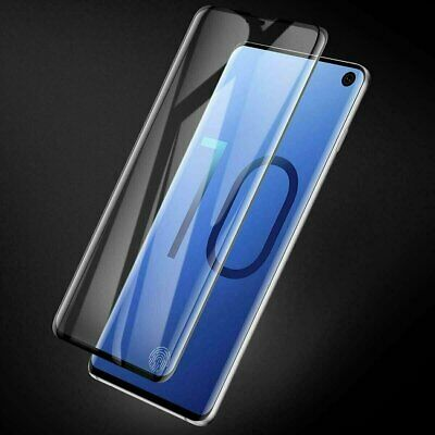 Samsung Galaxy S10  S10 Plus 10e Full Cover Tempered Glass Screen Protector