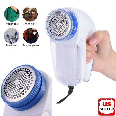 Electric Clothes Lint Pill Fluff Remover Fabrics Sweater Fuzz Shaver Household