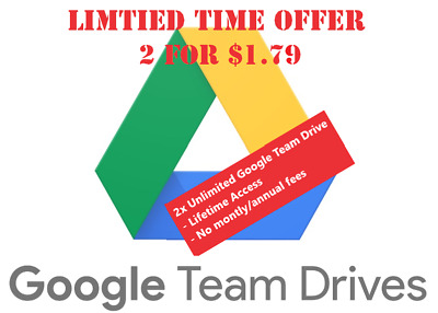 UNLIMITED GOOGLE DRIVE x2⚡🔥 LIFETIME ACCESS BUSINESS ACC NOT EDU⚡🔥 FOR 1-79