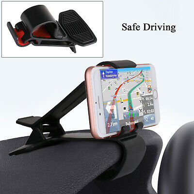 Car Dashboard Clip Mount Holder Stand Clamp Cradle For iPhone  Cell Phone  GPS