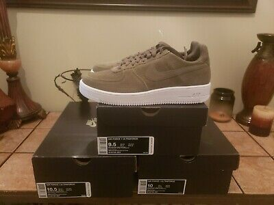 Nike Air Force 1 Ultraforce Casual Shoes Medium Olive Size 9-5 New 818735 201