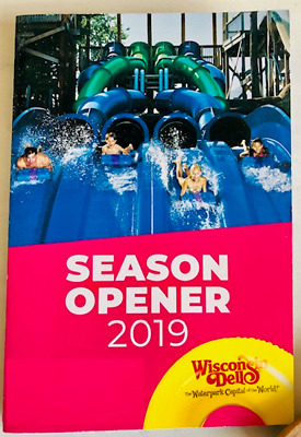 Wisconsin Dells Season Opener Cards Featuring FREE Lower Dells Boat Tours - more