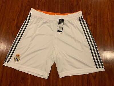 2013-14 Adidas Real Madrid Mens Home Soccer Jersey Shorts Extra Large XL