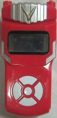 Bandai Digimon Digivice Fusion Xros Wars Loader Red Color 2012