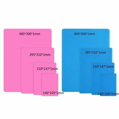 Silicone Mat Resin Pad DIY Craft Tool High Temperature Resistance Sticky Plate
