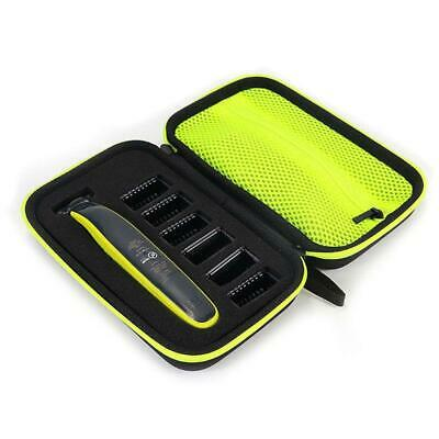 Shaver Box EVA Hard Case Pouch Travel Carrying Bag for Philips Norelco One Blade
