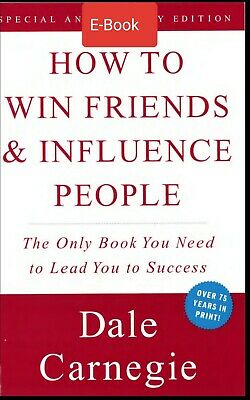 How to Win Friends - Influence People Read Description