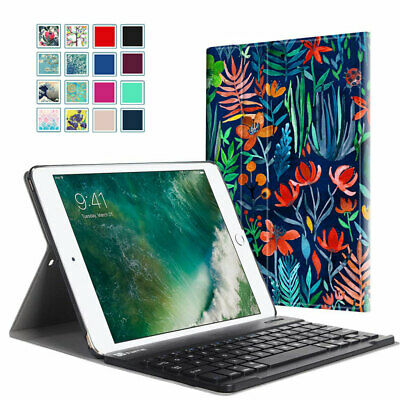 Keyboard Folio Case For iPad Air 1st 2013 A1474A1475 Slim Case Stand Cover
