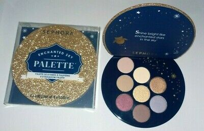 Sephora Enchanted Sky Palette 8 Eyeshadow Palette - New in Box