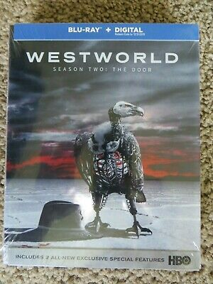 Westworld Season 2 The Door Blu-ray BRAND NEW  Free shipping