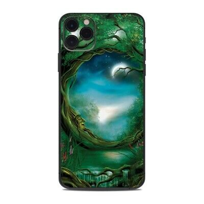 iPhone 11 Pro Max Skin - Moon Tree by John E Shannon - Sticker Decal