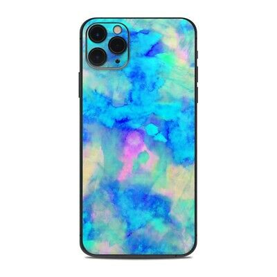 iPhone 11 Pro Max Skin - Electrify Ice Blue by Amy Sia - Sticker Decal