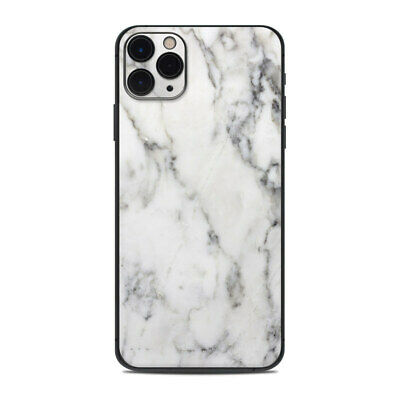 iPhone 11 Pro Max Skin - White Marble - Sticker Decal